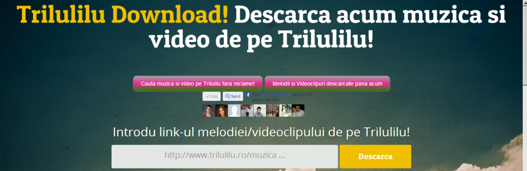 Trilulilu Downloader