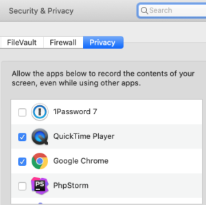 microsoft teams mac privacy